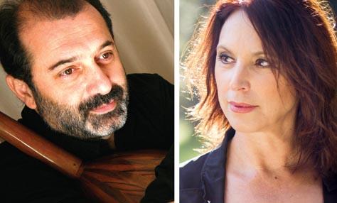 Καλλιόπη Βέττα & Χάικ Γιαζιτζιάν στο Half Note