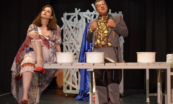 Καλοκαιρινή παραγωγή θεσσαλικού θεάτρου - «ΑΠΟ ΤΟ ΓΑΜΟ ΣΤΟ ΔΙΑΖΥΓΙΟ;»