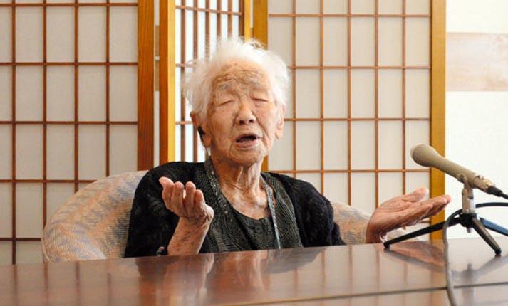 Kane Tanaka: Ο γηραιότερος άνθρωπος αυτήν την στιγμή στον κόσμο