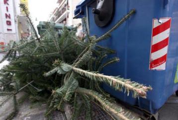 """""""Κανένα χριστουγεννιάτικο δέντρο στις χωματερές"""""""