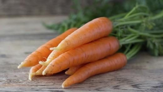 Καρότο: σύμμαχος στην καλή υγεία
