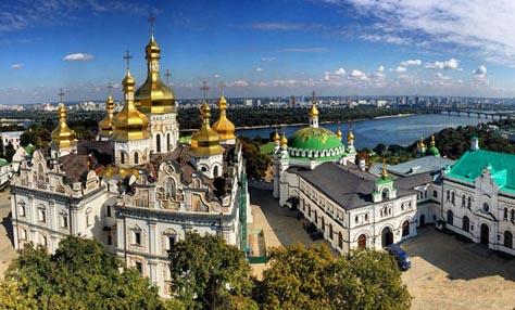 Κίεβο: η πόλη με τους χρυσούς τρούλους