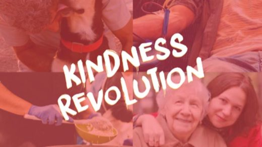 Kindness Revolution: Πάρε μέρος στη μεγαλύτερη επανάσταση προσφοράς