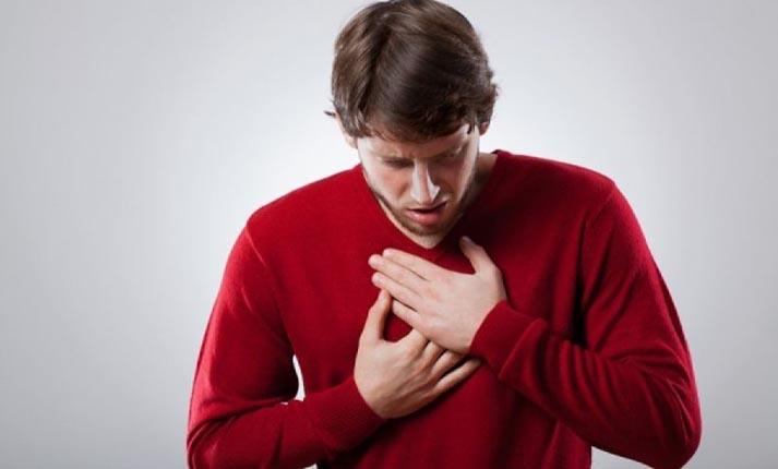 Κολπική μαρμαρυγή, η γρήγορη και άρρυθμη συχνότητα της καρδιάς