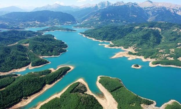 Λίμνη Πλαστήρα, ένα μικρό τεχνητό θαύμα!