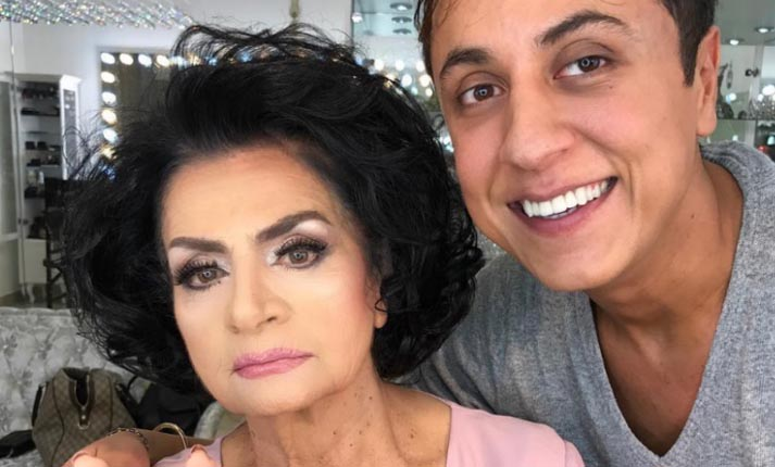Make up artist στο Αζερμπαϊτζάν κάνει 80άρες γυναίκες να δείχνουν δεκαετίες νεότερες