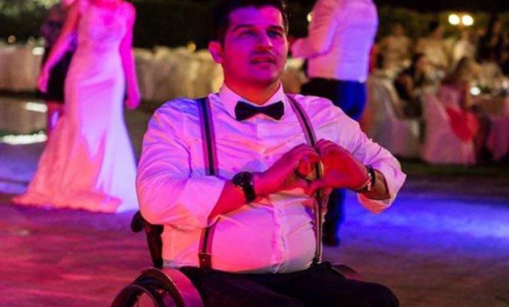 Μάριος Καπούλας: Το πρώτο άτομο με αναπηρία που περνάει στα ΤΕΦΑΑ