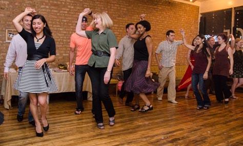 Μαθήματα χορού, μαθήματα ζωής