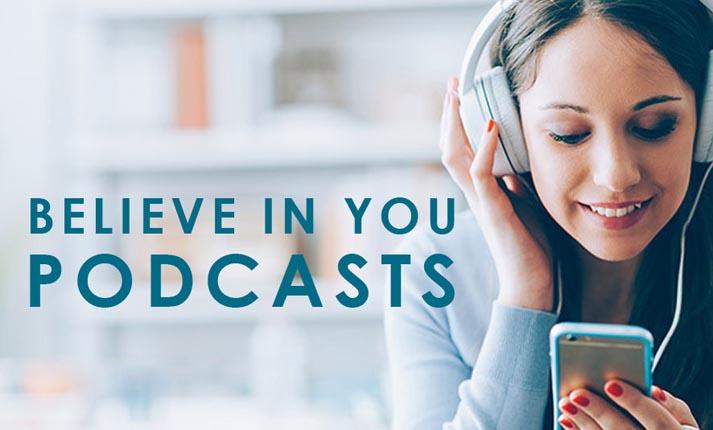 «Μένουμε σπίτι» με Believe in You podcasts