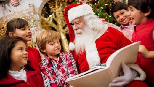 Μιλώντας στα παιδιά για τον Άγιο Βασίλη