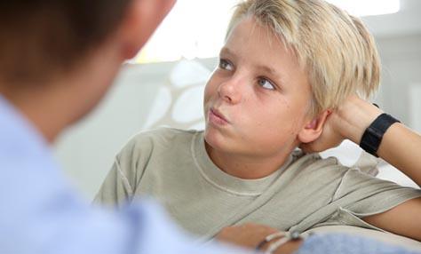 Μην σιωπάτε όταν αφορά τα παιδιά σας