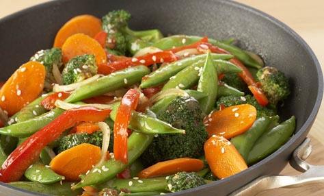 Μήπως τα λαχανικά μας παχαίνουν;