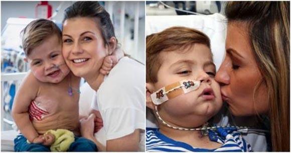 Μητέρα δώρισε τα όργανά της για να μπορέσει να ζήσει ο γιος της