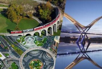 Μηχανικά και Αρχιτεκτονικά Θαύματα του Κόσμου - Μέρος Α