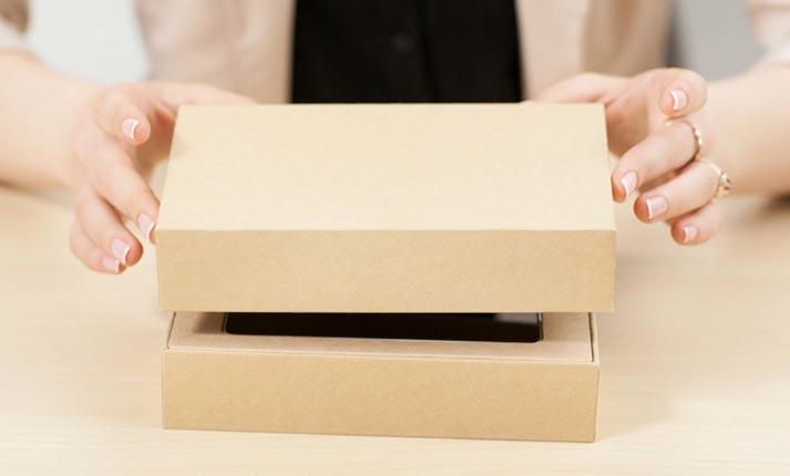 Μόδα είναι… το unboxing;