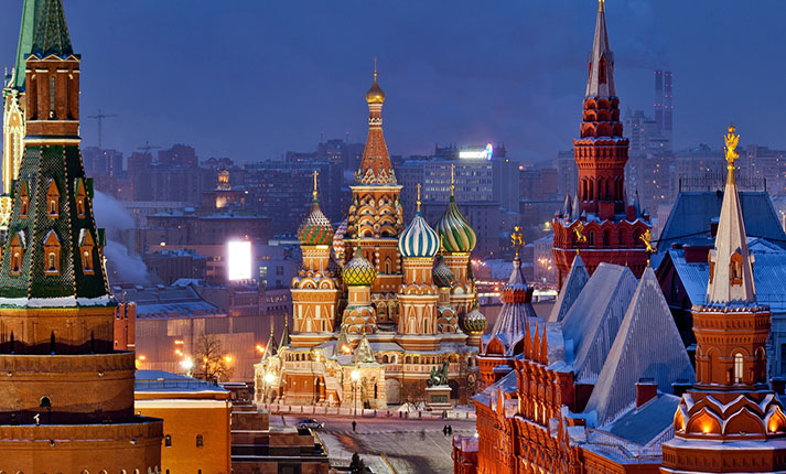 Μόσχα: τα αξιοθέατα που δεν πρέπει να χάσετε