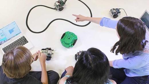 Μπαίνοντας στον κόσμο της Εκπαιδευτικής Ρομποτικής!
