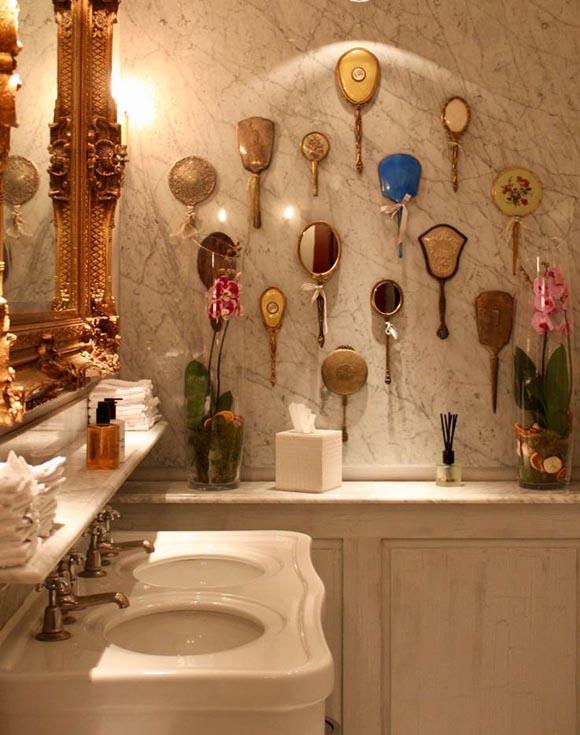 Μπάνια με εξαιρετικό ντιζάιν και Instagram χαρακτήρα