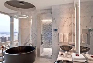 Μπάνια που ξεχωρίζουν με την τεχνοτροπία τους