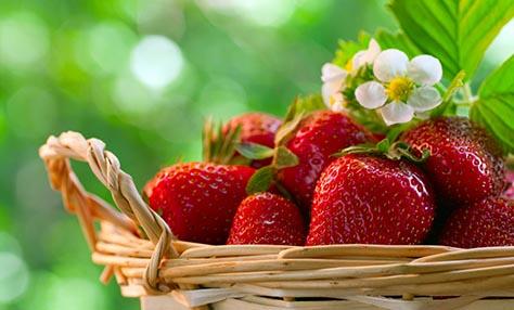 Μύρισε ο τόπος «φράουλα»! Πάρτε τις κουτάλες και φτιάξτε σπιτική μαρμελάδα!