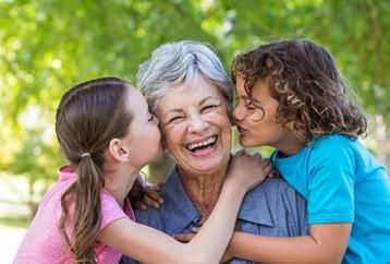 Να είσαι γιαγιά σημαίνει…