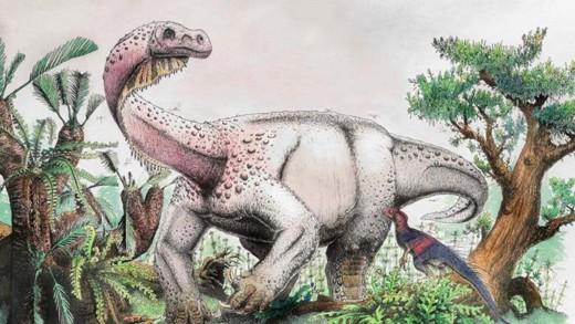 Νέος τεράστιος δεινόσαυρος ανακαλύφθηκε στη Νότια Αφρική