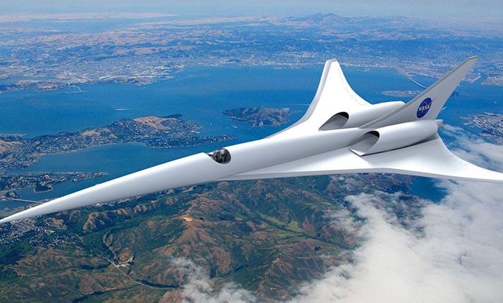 Ο Έλληνας μηχανικός που σχεδίασε το νέο αεροπλάνο Concorde