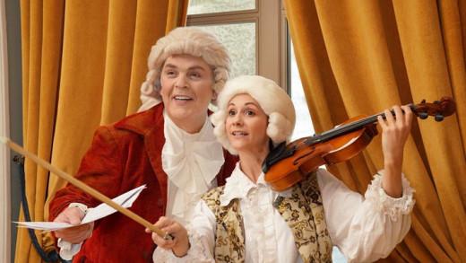 Ο μικρός Amadeus - Το παιδί θαύμα στο Δημοτικό θέατρο Πειραιά