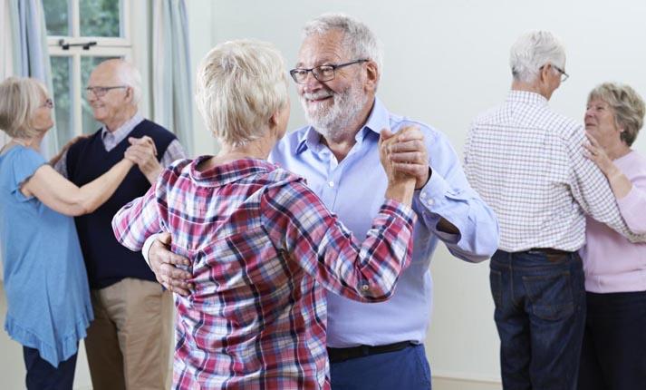 Ο χορός αντιστρέφει τα σημάδια της γήρανσης στον εγκέφαλο