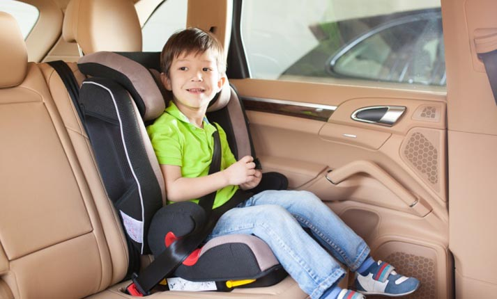 Οδική ασφάλεια για παιδιά