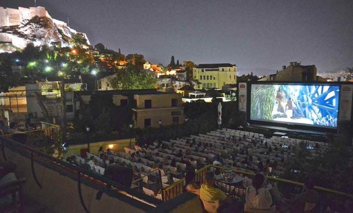 Οδοιπορικό στα θερινά σινεμά της Αθήνας