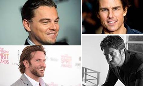 Οι 12 δημοφιλέστεροι «ωραίοι» του Hollywood