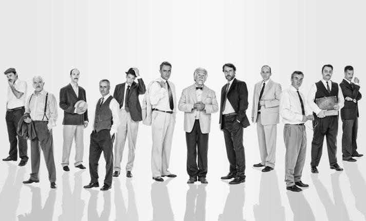 Οι 12 ένορκοι, μια παράσταση που σε καθηλώνει