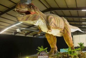 Οι γιγάντιοι «Δεινόσαυροι» από τις 15 Οκτωβρίου στην Αθήνα