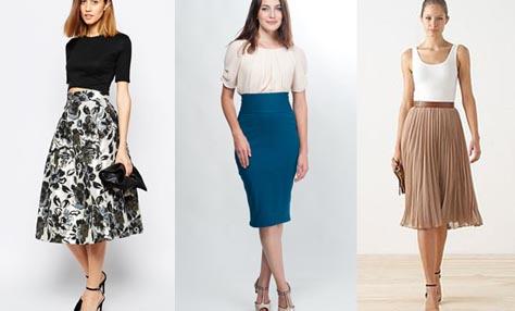 Οι πέντε καλύτερες φούστες της φετινής σεζόν