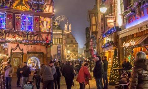 Οι πιο εντυπωσιακές Χριστουγεννιάτικες αγορές της Ευρώπης