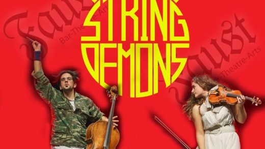 Οι String Demons στο Faust