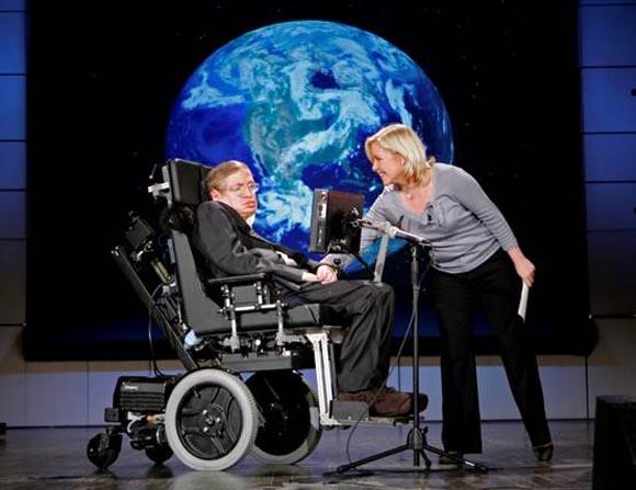 Οι συμβουλές του Stephen Hawking για τα άτομα που πάσχουν από κατάθλιψη