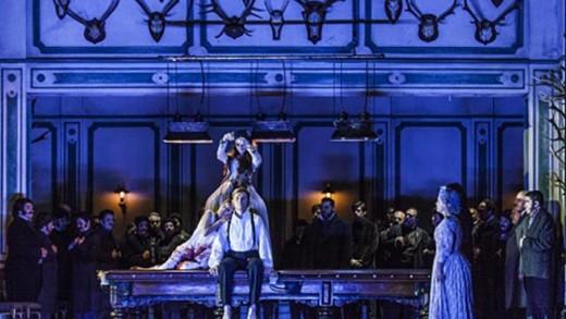 Όπερα Λουτσία ντι Λαμμερμούρ του Γκαετάνο Ντονιτσέτι