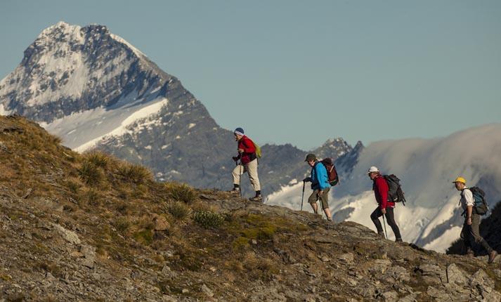 Ορειβασία: μια εξερεύνηση στη φύση