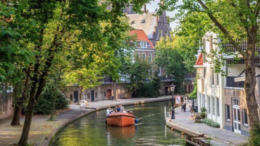 Ουτρέχτη: Η μυστική πόλη της Ολλανδίας