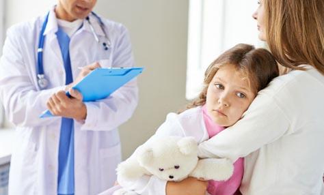 Παιδικές ασθένειες και συμπτώματα