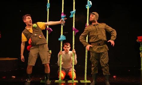 Παιδικό θέατρο: Δεν είμαι φλαμίνγκο