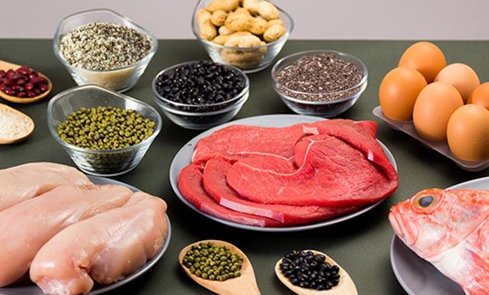 Ποια είναι η ιδανική πρόσληψη πρωτεΐνης;