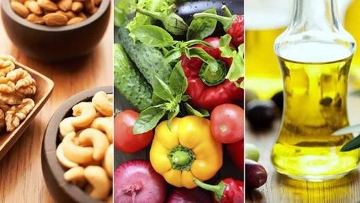 Ποιες τροφές να προτιμήσω αν έχω υψηλή χοληστερίνη;