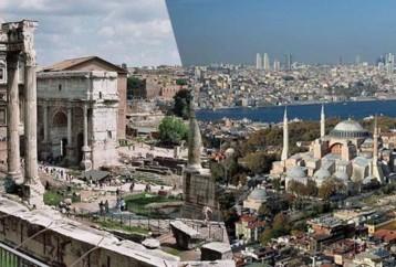 Πόλεις-σταθμοί της ανθρώπινης ιστορίας -Μέρος Β