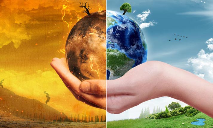 Πώς αλλάζει ο καιρός σε παγκόσμιο επίπεδο