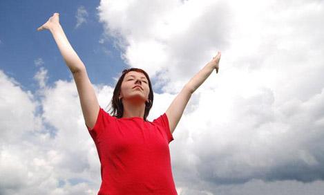 Πώς η θετική ματιά σας θα μειώσει το άγχος σας!