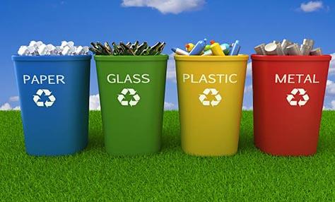 Πώς να διαχωρίζουμε σωστά τα σκουπίδια μας