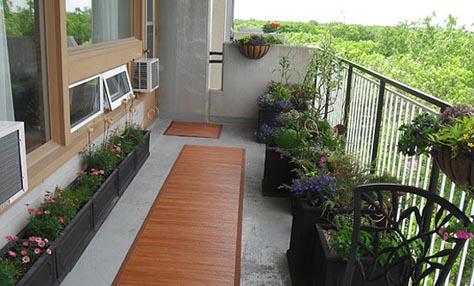 Πώς να δημιουργήσετε κήπο στη βεράντα σας